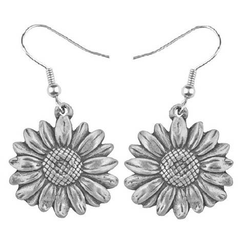$17.00 Earring, April/Daisy