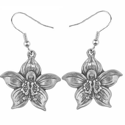 $17.00 Earring, July/Larkspur