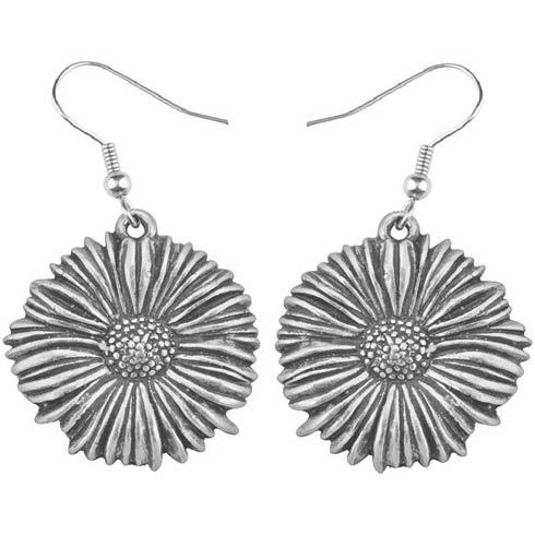 $17.00 Earring, September/Aster