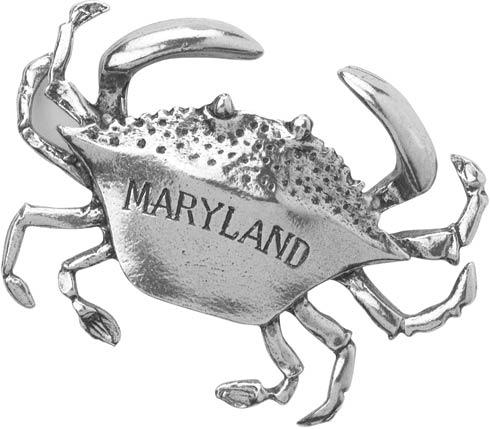 """$11.00 3"""" Crab with Maryland"""