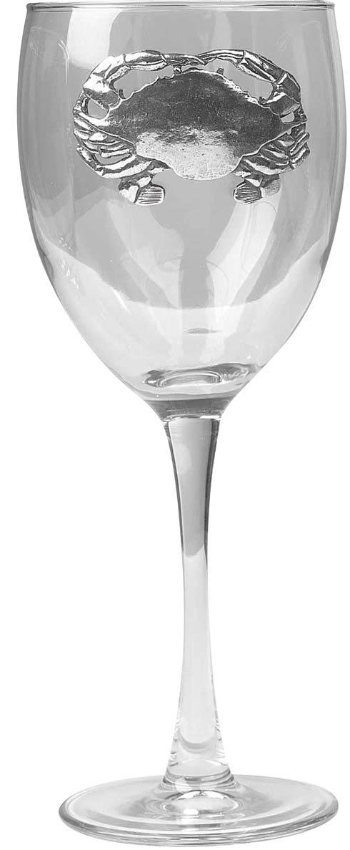 $33.00 Crab Wine Glass, set of 2