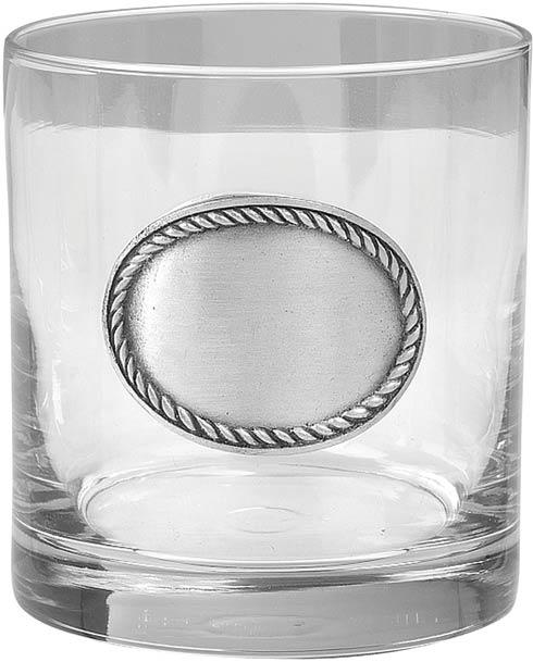 $52.00 Rope Edge Old Fashioned, set of 4