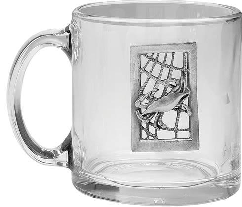 Crab Net Coffee Mug, set of 4