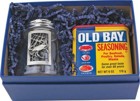 Salisbury  Gift Two Piece Old Bay Gift Set $35.00