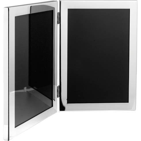 "Salisbury  Pewter Frames Double Frame, 5"" x 7"" $149.00"