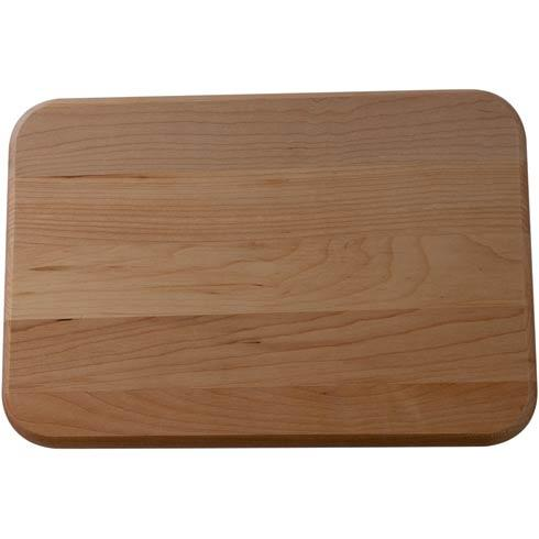 "Salisbury  Classic Large Maple Cutting Board Insert, 15"" x 10"" $31.50"