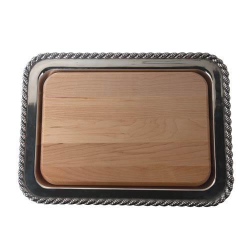 Medium Maple Cutting Board Insert, 11 ½