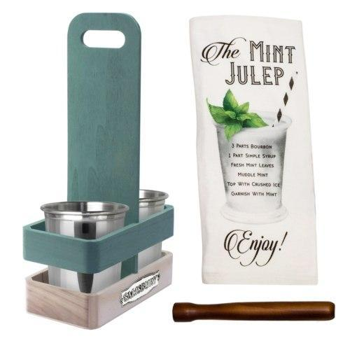 $50.00 JULEP PARTY GIFT SET FOR TWO