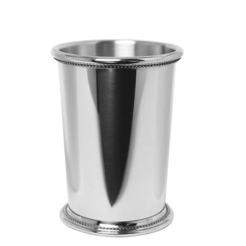 Salisbury  Pewter Julep Cup 12 oz. Mississippi Cup $70.00