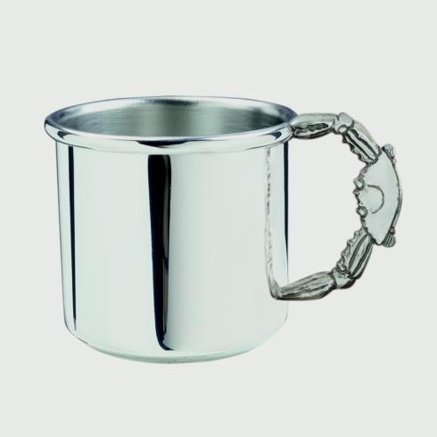 $47.00 Crab Handle Baby Cup