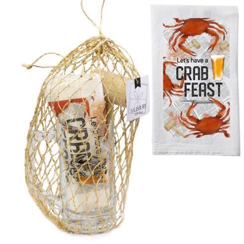 $48.00 Crab Feast Tankard Set