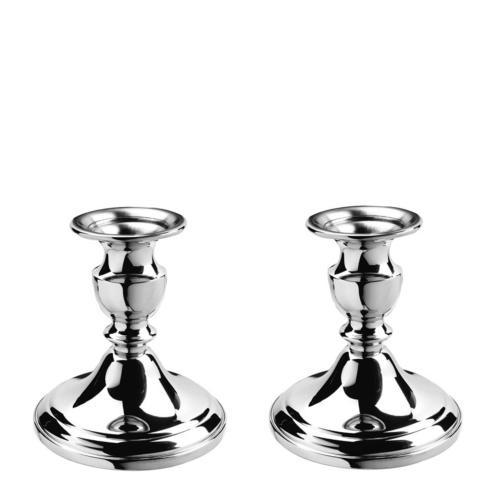 "Salisbury  Wedding 4 ¼"" Colonial Candlesticks, Pair $127.00"
