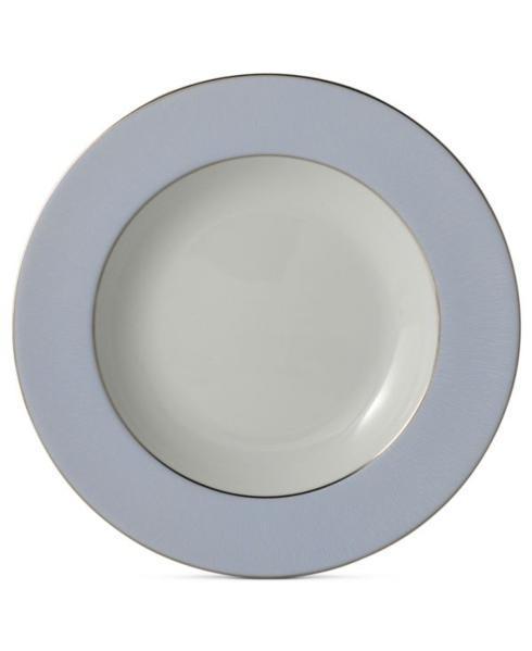 Bernardaud   Dune Blue Rim Soup Bowl $80.00