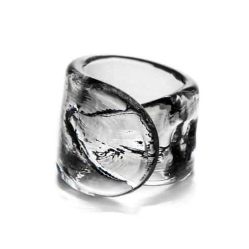$25.00 Ascutney Glass Napkin Ring