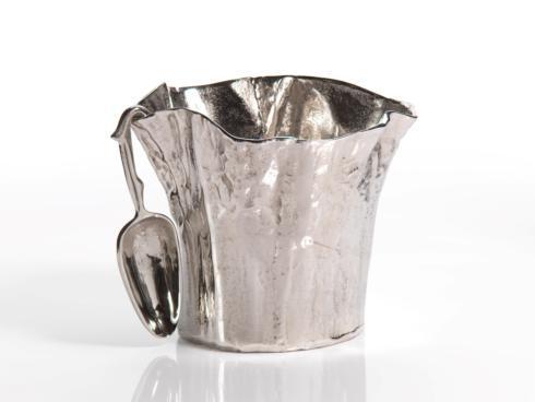 $132.00 Artisinal Ice Bucket with Scoop