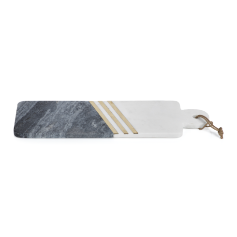 $55.00 Makrana 2 Tone Marble Cheeseboard