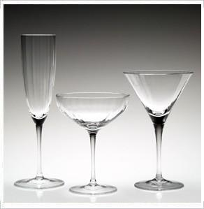 "$51.00 American Bar Corinne Martini Glass 7""6Oz"