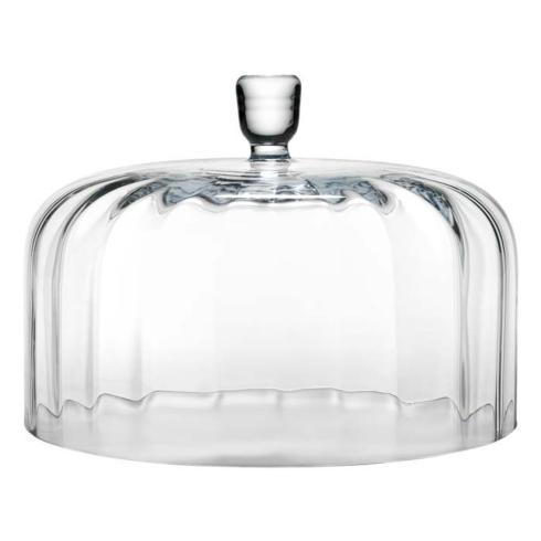 $100.00 Austin Glass Cake Dome
