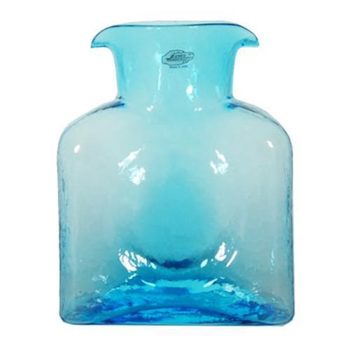"$45.00 BLENKO MINI WATER BOTTLE ICE BLUE 6"""