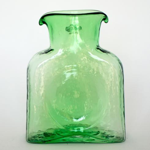 """$45.00 BLENKO MINI WATER BOTTLE SPRING GREEN 6"""""""