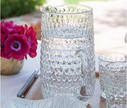 $98.00 CLAIRE PITCHER CLEAR