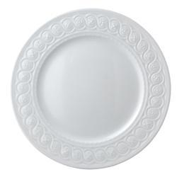 "$40.00 Louvre Dinner Plate 10.5"""