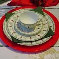"""$60.00 Grenadiers Salad Plate 8.5"""""""