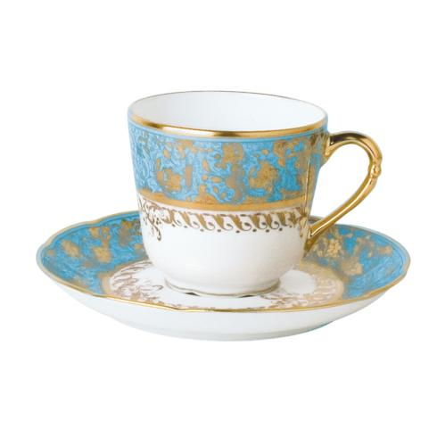 $184.00 Eden Turquoise Coffee Cup Tall
