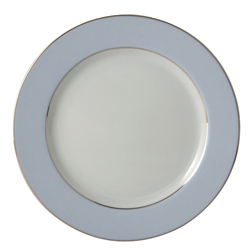 "$55.00 Dune Blue Salad Plate 8.5"""