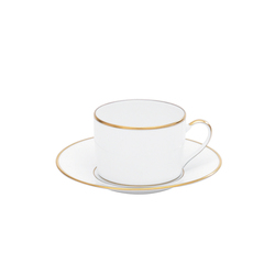 Bernardaud   Palmyre Tea Cup5Oz $60.00