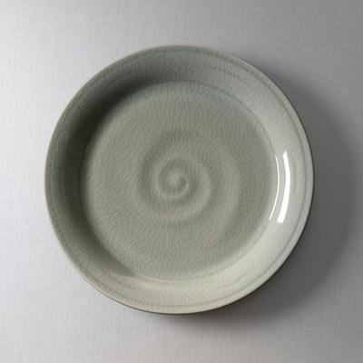 $35.00 Belmont Celadon Crackle Side Plate