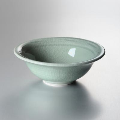 $35.00 Belmont Celadon Crackle Cereal Bowl