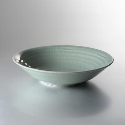 $45.00 Belmont Celadon Crackle Pasta Bowl