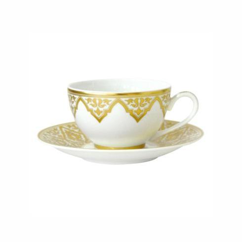 $64.00 Venise Tea Saucer