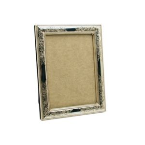 925 Co.   NOSTALGIA STERLING 5 X 7 FRAME WITH WOOD BACK $200.00