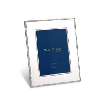 Lyndon 8 X 10 Frame Silverplate