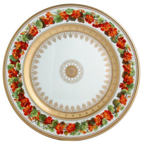 $304.00 Botanique Nasturium Dinner Plate