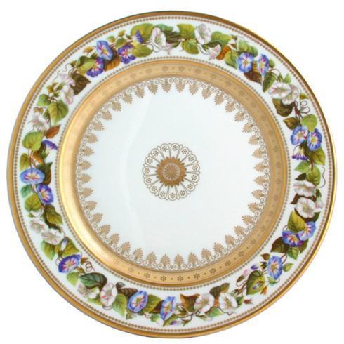 $304.00 Botanique Morning Glory Dinner Plate