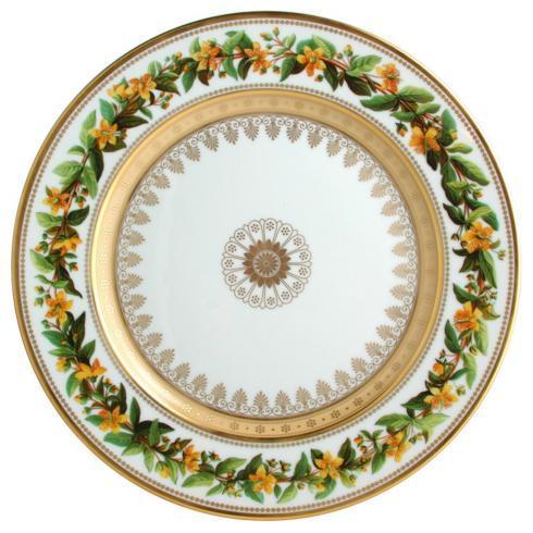 $304.00 Botanique St. Johns Wort Dinner Plate