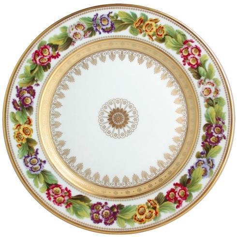 $304.00 Botanique Primrose Dinner Plate