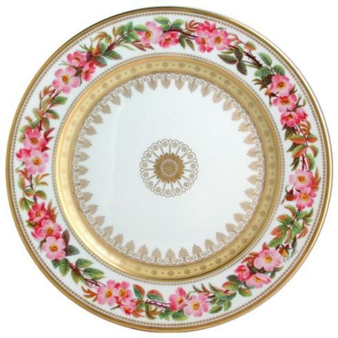 $304.00 Botanique Wild Rose Dinner Plate