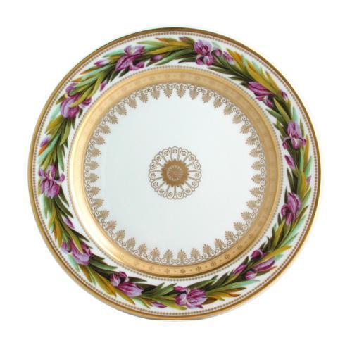 $215.00 Botanique Iris Salad Plate