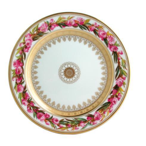$304.00 Botanique Peach Tree Flower Salad Plate