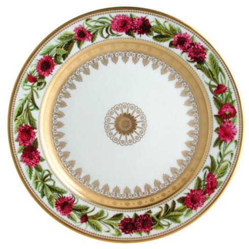 $215.00 Botanique Scabiosa Salad Plate