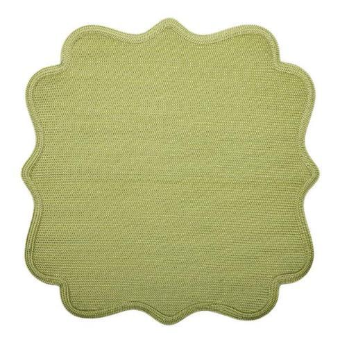 $28.00 Orleans Placemat Moss Canary