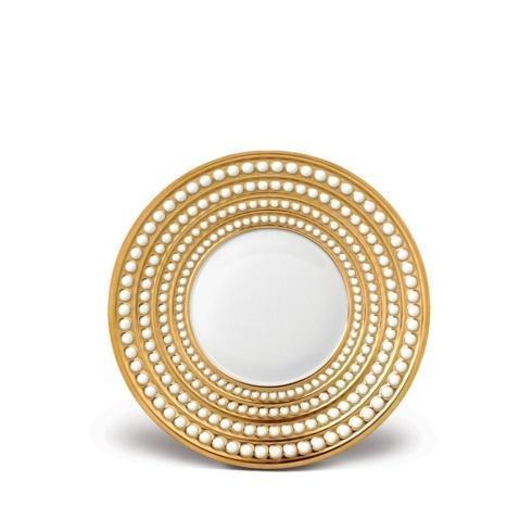 $250.00 Perlee Gold Saucer