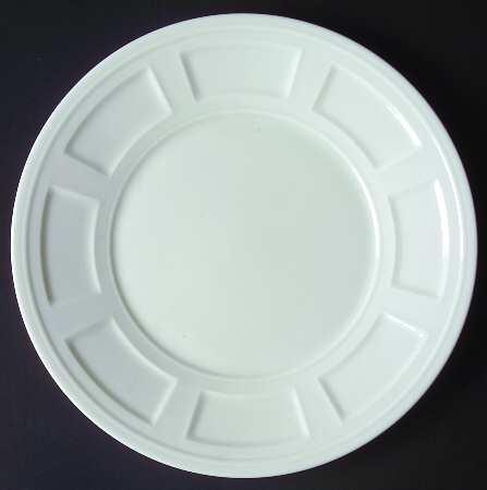 "$33.00 Naxos Salad Plate 8.5"""