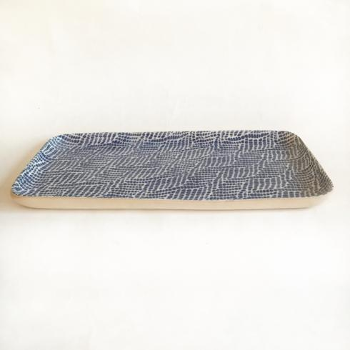 $115.00 TART TRAY BRAID COBALT
