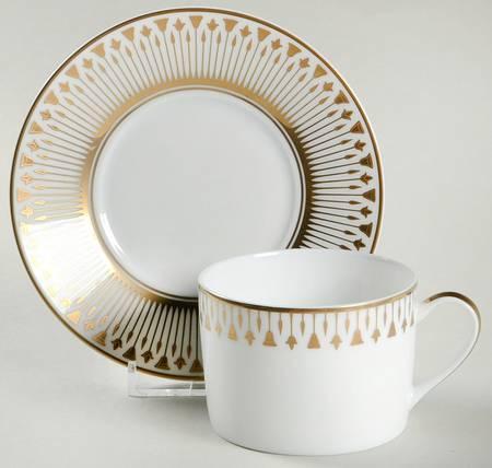 $42.00 Soleil Levant Tea Saucer