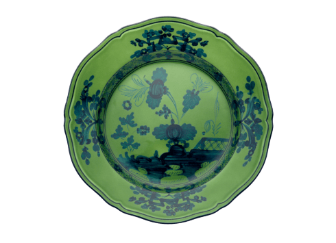 Richard Ginori 1735   Oriente Italiano Malachite Dinner Plate $95.00